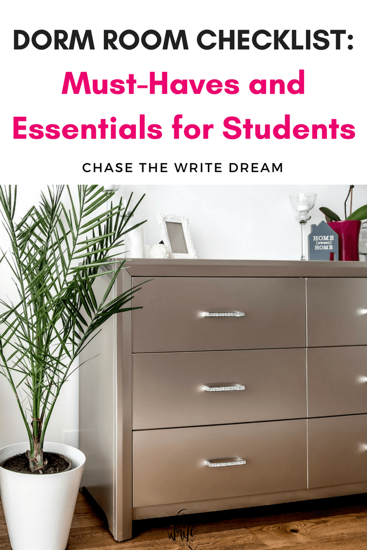 Dorm Room Checklist: Must-Haves and Essentials