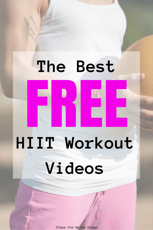 Free HIIT Workout Videos: Get heart-pumping exercise right in the comfort of your own home. HIIT workouts have been proven to boost metabolism for 24-48 hours after the workout is complete!