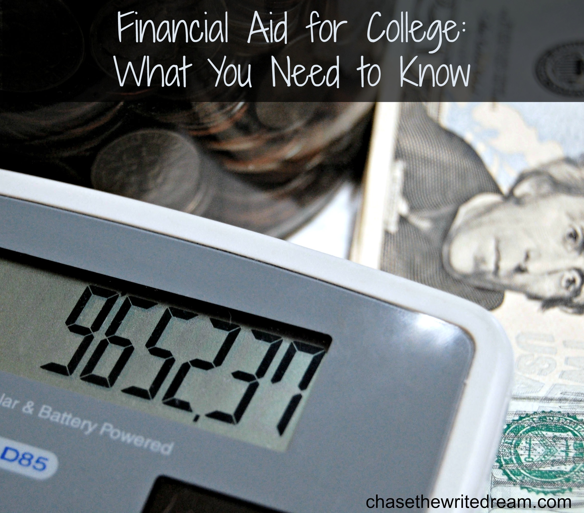 Financial: Financial Aid For College: What You Need To Know