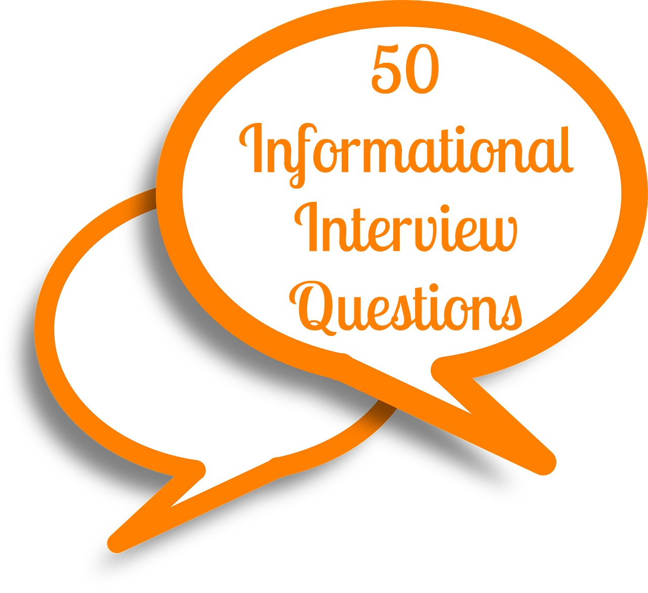 50 informational interview questions