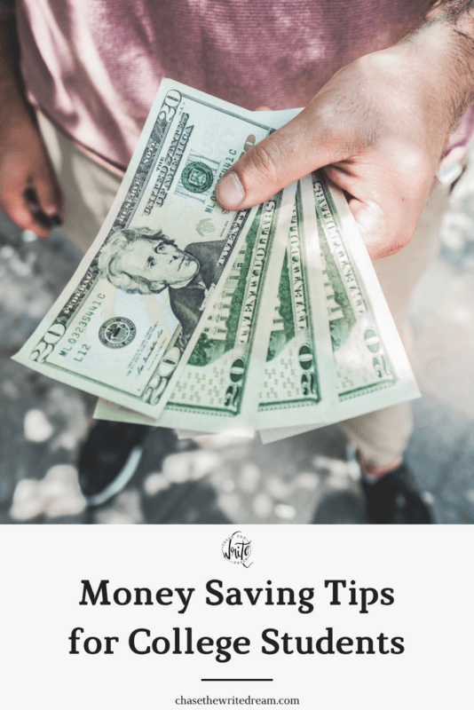 Paying for college shouldn't stress you out. Here are some ways to save money and financial tips for college students so that you can still get a good education without breaking the bank. Click through to read the tips! Some you probably haven't thought of.
