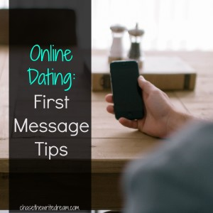 online dating erfahrungen advice on first message