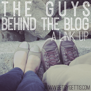 The guys behind the blog