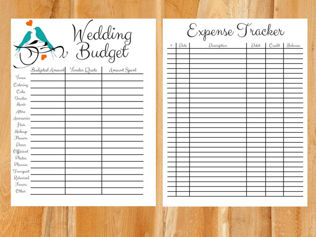 Setting a Wedding Budget (Realistically)
