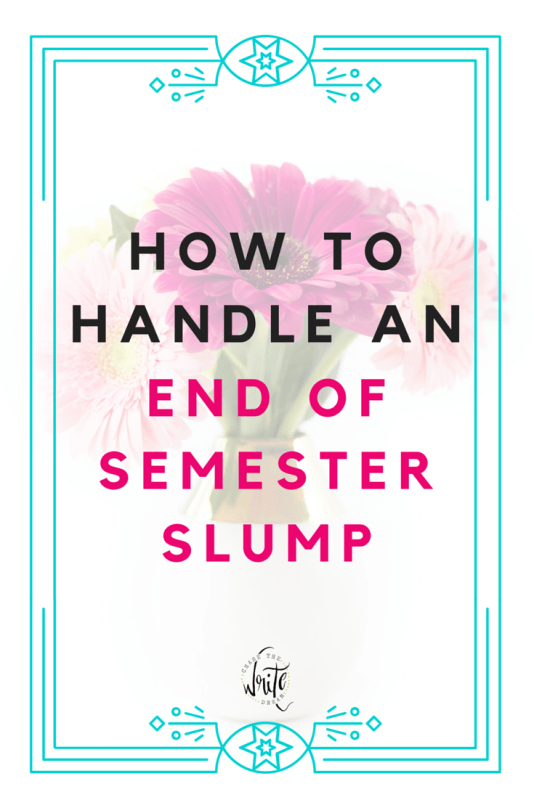 How to Handle an End-of-Semester Slump in College | Finals got you down? Preparing for exams is only half the battle as a student. Here are some tips for getting good grades without pulling an all-nighter or completely wearing yourself out.