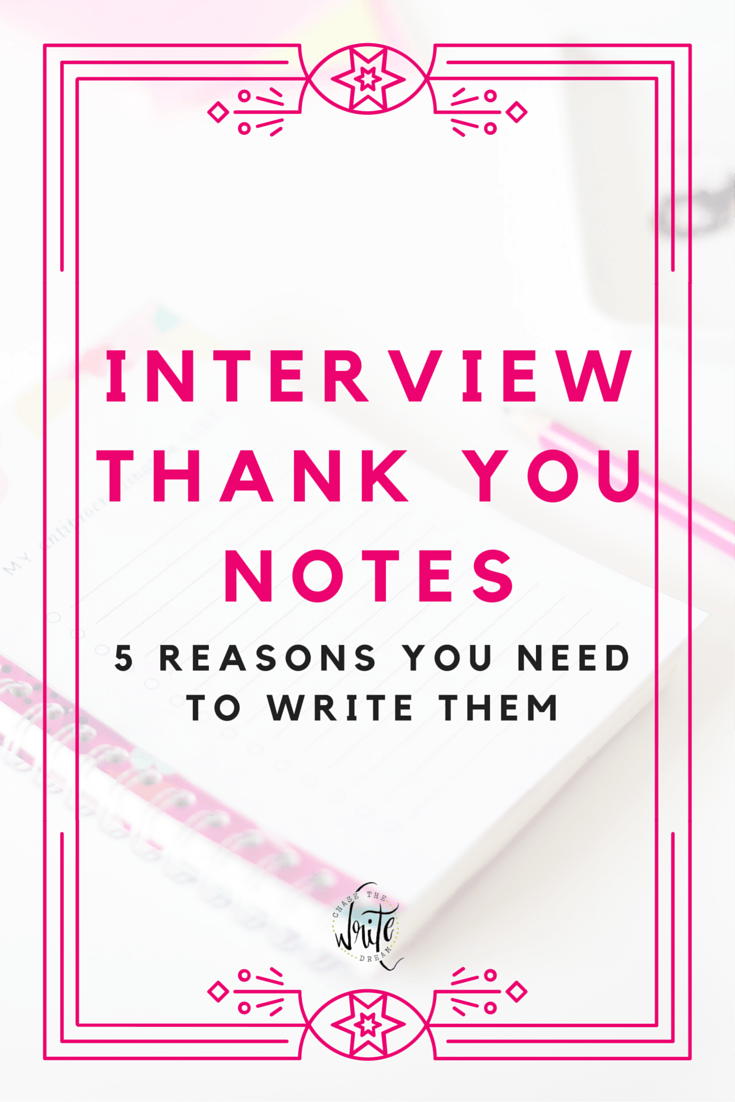 How Do You Write a Thank-You Letter After a Job Interview or Job Offer?