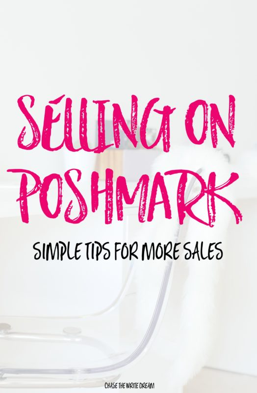 Selling on Poshmark: Simple Tips for More Sales. Looking to make money online with Poshmark by selling your clothes and accessories? Here are some tips for success!