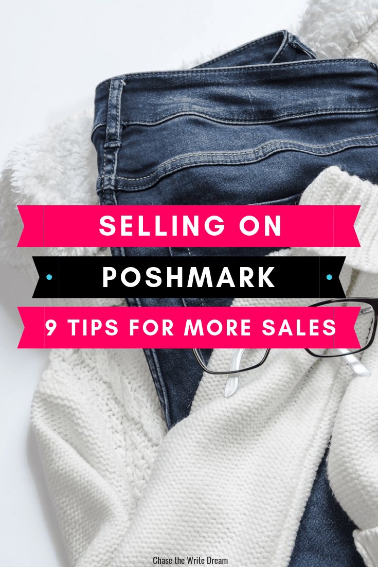 c674c66653b1 Selling on Poshmark: 9 Simple Tips for More Sales
