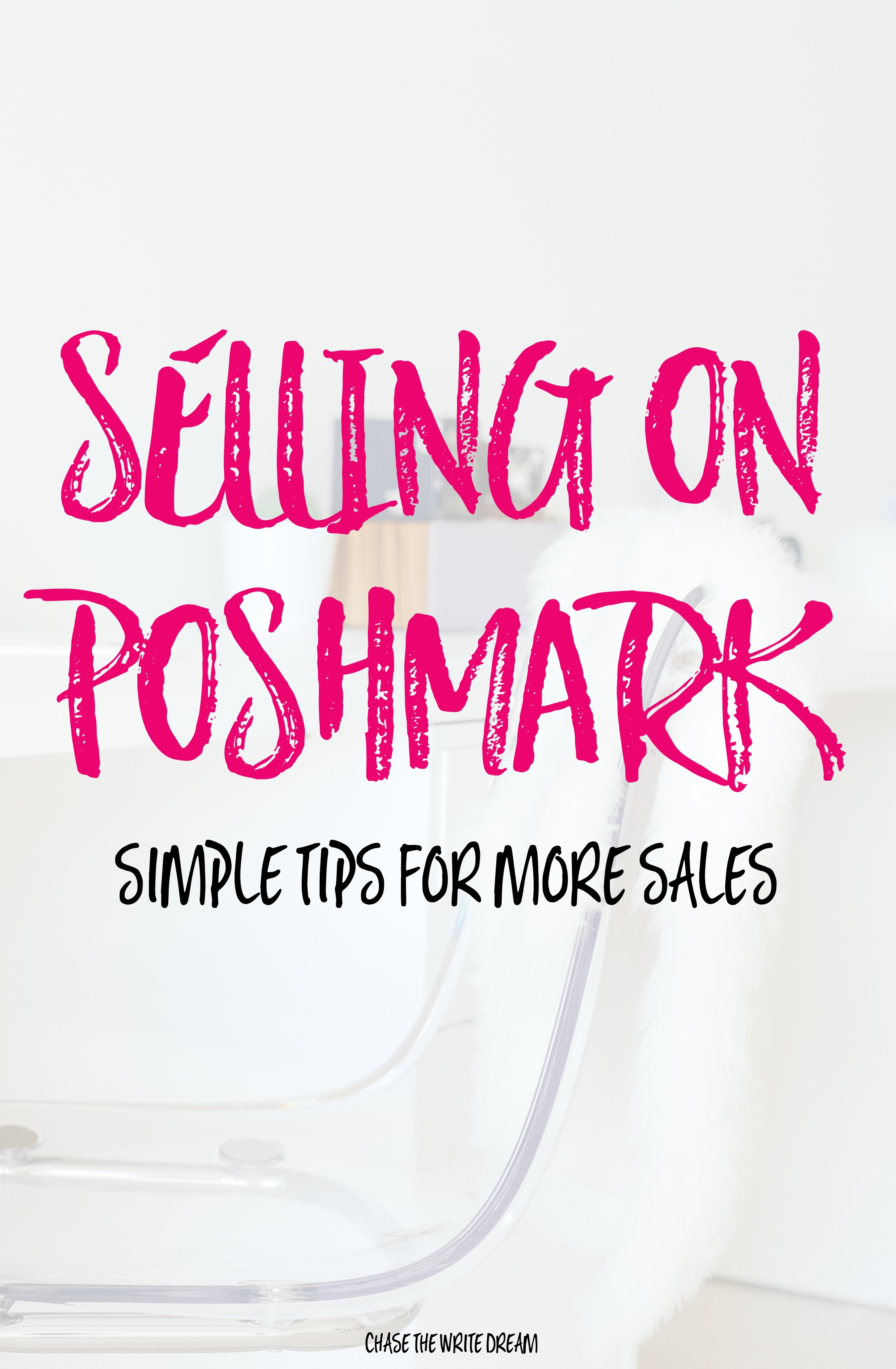 0517b6b80a7 Selling on Poshmark  Simple Tips for More Sales. Looking to make money  online with
