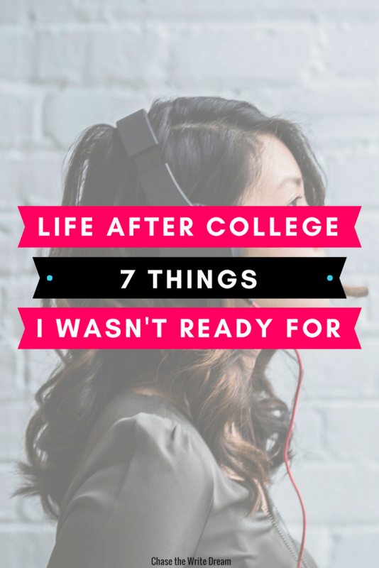 Life after college graduation can be tough. Ever heard the phrase adulting is hard? There's truth to that! Between paying bills, moving out on your own, and figuring out a career path, it can be challenging. Read this grad's experience after her college years were behind her.
