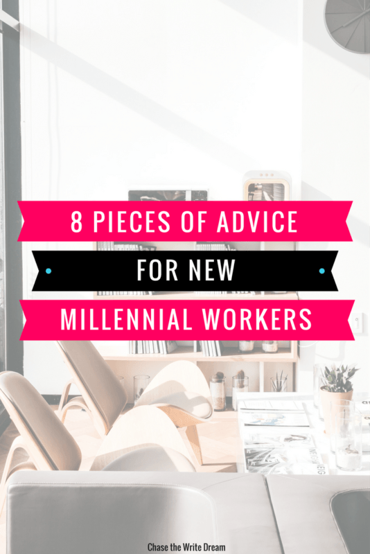 Career advice for millennials and college graduates. Tips and tricks for being successful at your job. Click through to read more!